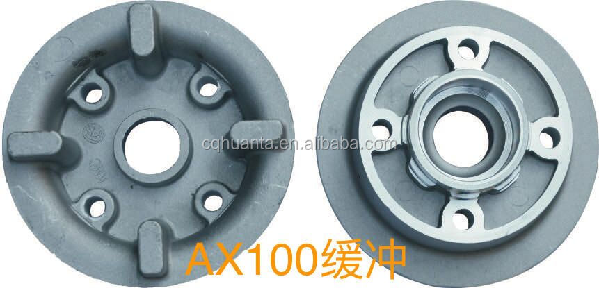 Hot Sale factory price Motorcycle Spare Parts for AX100 Sprocket hub comp