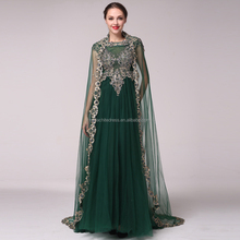 Muslim Formal Dress Arabic Pageant Dress Long Prom Evening Gown Dress