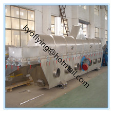 ZLG series Vibrating fluidized bed dryers, vibrating drying machine
