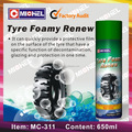 Foamy Cleaner for Tyre