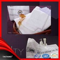 2014 Hot sale high quality factory 100% cotton disposable towels for salons