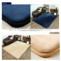 stock cheap price memory foam carpet