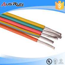 vde soft silicone rubber coated leading copper wire