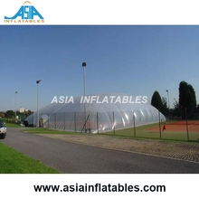 Durable Pneumatic Dome , Inflatable Structure Tent with Customized Windows and Doors for Sale