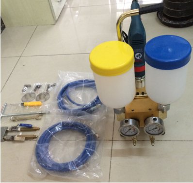 Portable Double Components Polyurethane Grouting Injection Pump