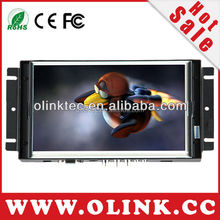 OLINK 8, <strong>10</strong>, 12, 15 INCH industrial open frame touch monitor equipped with HDMI, VGA Inputs