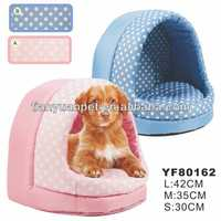 2015 hot sale strawberry pet bed
