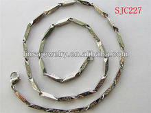 Top Sale Fashion Design Thin Stainless Steel Jewellery Chain