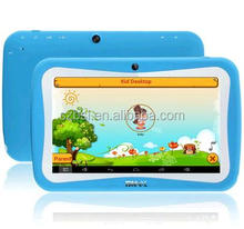 OEM cheap 7 inch Quad Core Kids Tablet PC 7'' Rockchip 3126 Cheap Android 5.1 Lollipop Children Tablet for kids