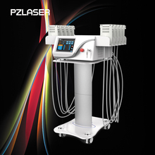 Lipolaser weight loss / lipo slimming / 650nm 940nm laser diode machine for sale