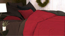 100% polyester plain color quilted velvet bed covers
