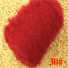 Hot sale 100% nylon feather yarn in good quality and competitive price