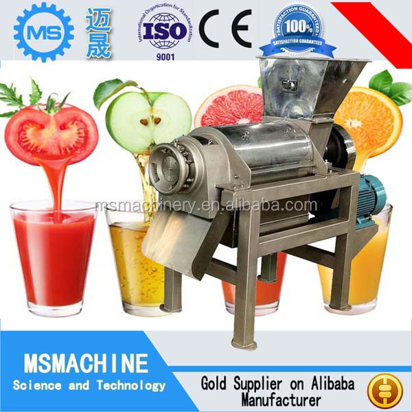 Industrial profession juice extractor / orange juicer machine