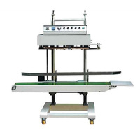 QLF-1680 Automatic Vertical Continuous Band Sealer