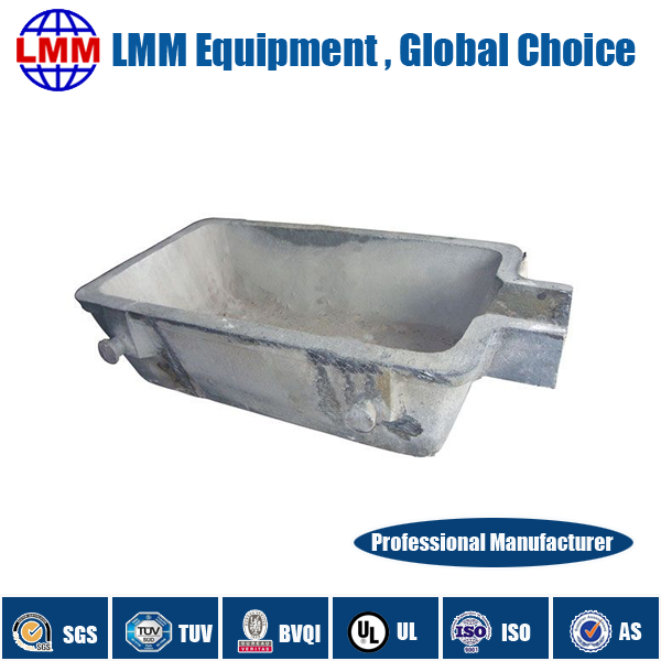 Cast iron ingot mould price for sale in China