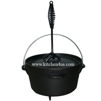 European hot selling camping dutch oven