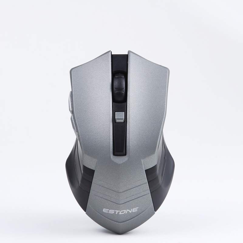 Wireless Mouse USB Optical Computer Mice Gamer Mouse 2.4G Receiver 6 Buttonsuttons 3D Scroll Wheel Cordless Mouse Laptop Desktop