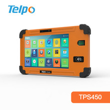Telpower TPS450 Waterproof Cover Tablet with Fingerprint Scanner and NFC for Data Collector