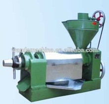 Hot selling model 6YL-120 soybean and coconut oil press/oil expeller/oil mill
