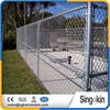 "Singokin factory2.5mm 3mm wire 1"" 2"" hole galvanized chain link fence and cyclone wire mesh weight"