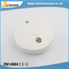 Low-battery warning custom made conventional smoke detector fire alarm