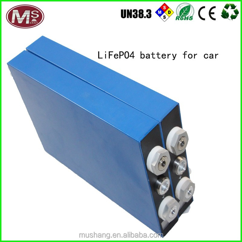 60AH LiFePO4 Battery Cell for Electric Car Electric Bus