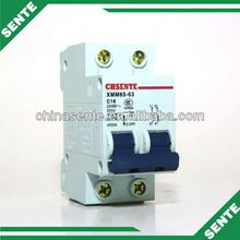 miniature circuit breaker/similar hyundai mcb 6a1p with 2years warrantly