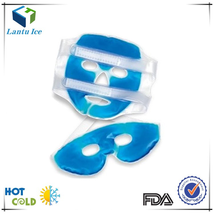 Hot and Cold compress Gel face mask
