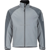 Fashion Design Apparel Softshell Jacket Men