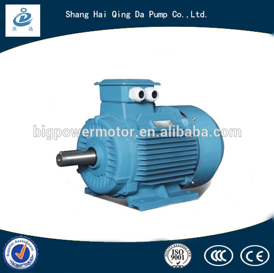 Y2 Three Phase Electric Waterproof 110V 220V 7.5KW 10HP AC Induction Motor