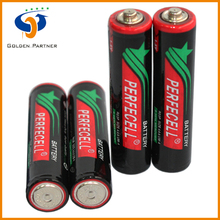 Zn/mno2 size aaa r03 super b battery