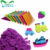 Hot Fashion Magic Sand Toys Dynamic Sand Set