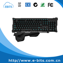 New design fashion waterproof dustproof mechanical keyboard for desktop