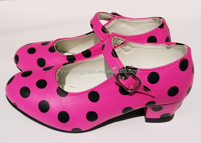 Girls flamenco shoes Spanish lady dance shoes Flamenco Schoenen Zapato flamenco
