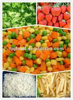 names of fruits and vegetables (frozen vegetables) with FDA,BRC,HALAL,HACCP,KOSHER