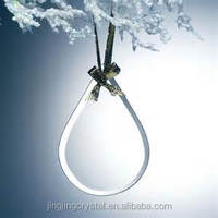 Glass Hanging Blank Christmas ornament For Home Decor