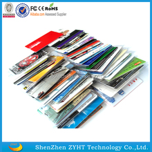 wholesale Plastic Business Card USB Stick 1mb, Cheap USB Memory Stick, Credit Card USB Flash Drive 2.0