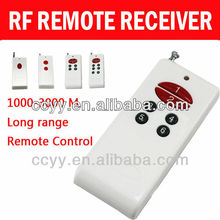 Long Distance commonly used RF wireless electric bed remote control