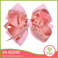 New design lovely ribbon mini craft bows