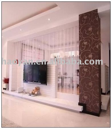 new design string curtain with bead