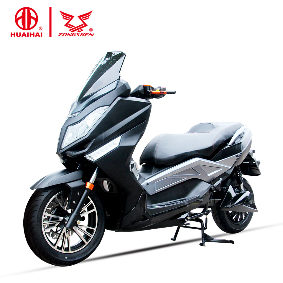 CE certification best cheap adult electric motorcycles for sale sport racing cross with price 72v3000w from zongshen china
