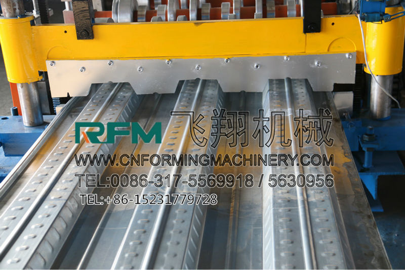 Feixiang Roll forming machine for floor decking