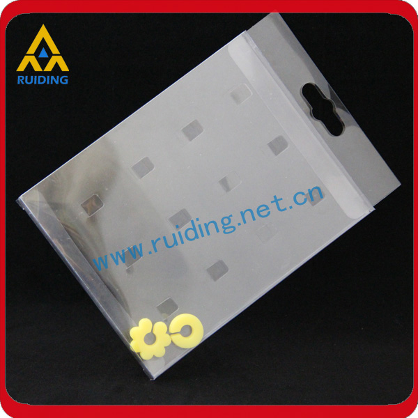 superior quality clear plastic packaging box for hair extensions