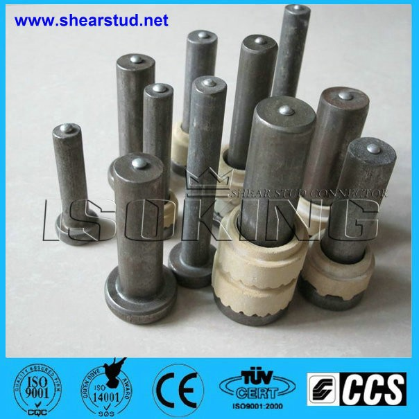 Manufacturer of Nelson Steel Welding Stud, Shear Connectors Bolt