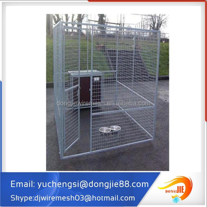 stainless steel fence wholesale wire dog run / kennels / fence panels