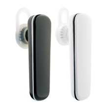 Connect two Bluetooth devices Silver Bullet In-ear Earphone For Mobile Phone