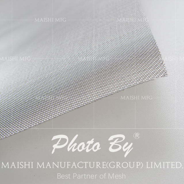 stainless steel wire mesh for food industry