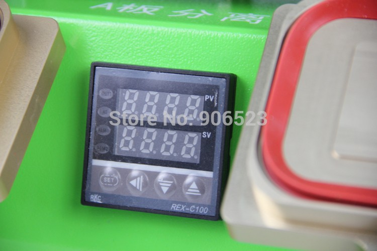 New 3 In 1 Multifunction LCD Repair Machine Built-in Vacuum Pump Middle Frame Separator for Samsung / Touch Screen LCD refurbish