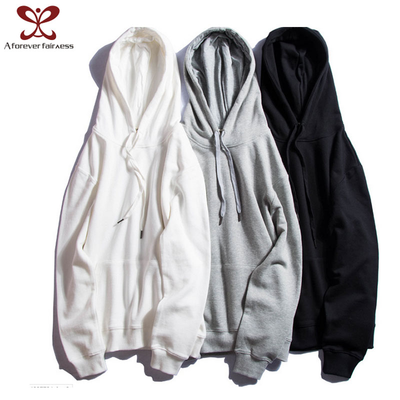A Forever Fairness Custom Cotton Hooded French Terry Hoodies