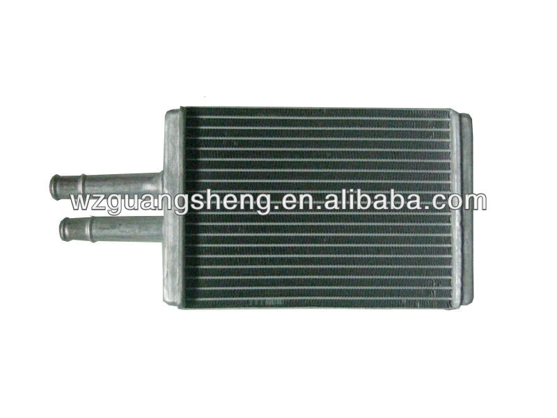 opel vectra b heater core for opel vectra b heater radiator for oem:1843107 for nissens:72656